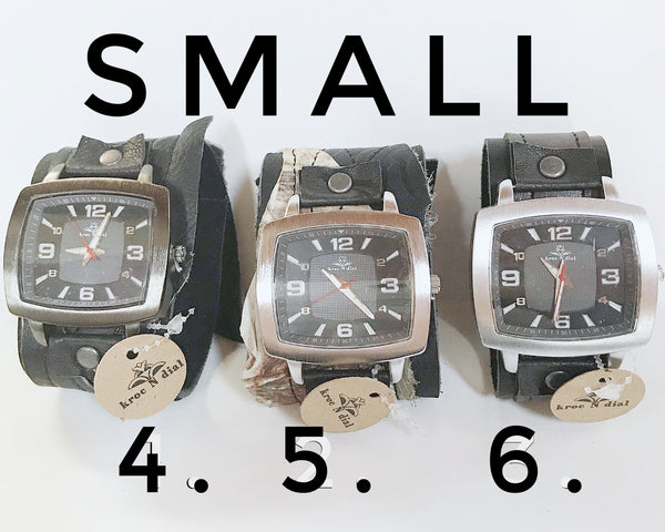 Men's Small Watches