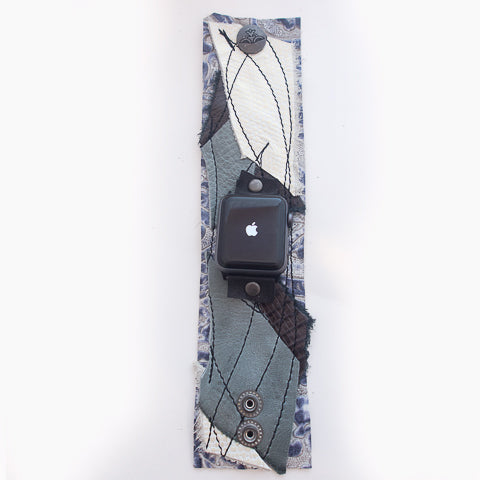 Breezy Bohemian Wide Apple Watch Strap