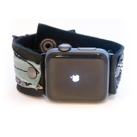 Rock N Wild Classic Apple Watch Strap