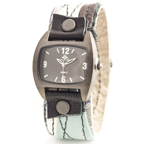 Breezy Bohemian Narrow Cuff Watch