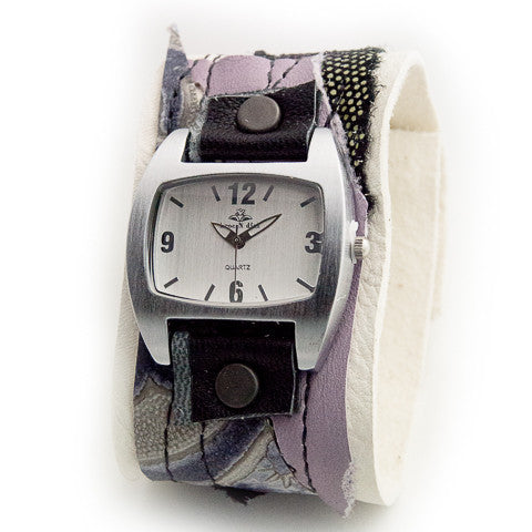 Bombshell Beauty Wide Cuff Watch