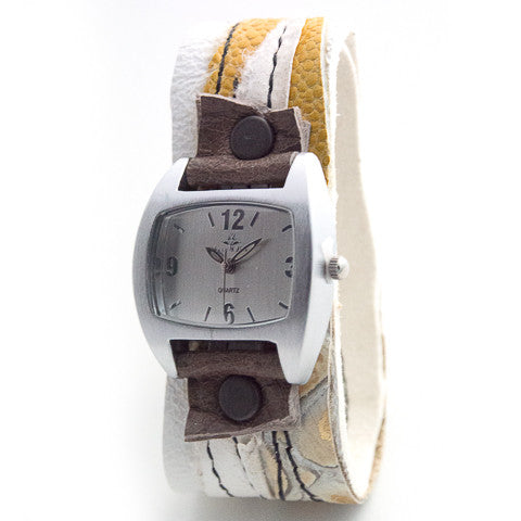 Sweet n Sassy Narrow Cuff Watch