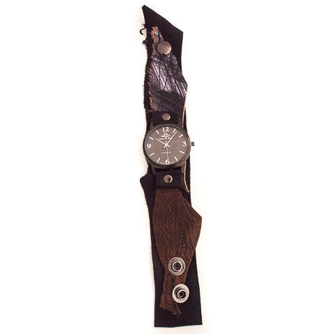 Naturally Haute Narrow Cuff Watch