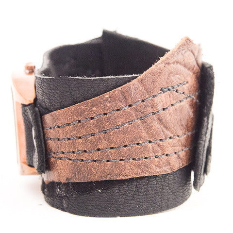 Naturally Haute Classic Cuff Watch