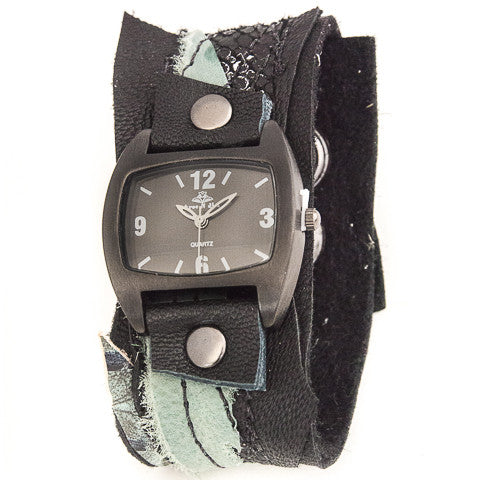 Rock'n Wild Classic Cuff Watch