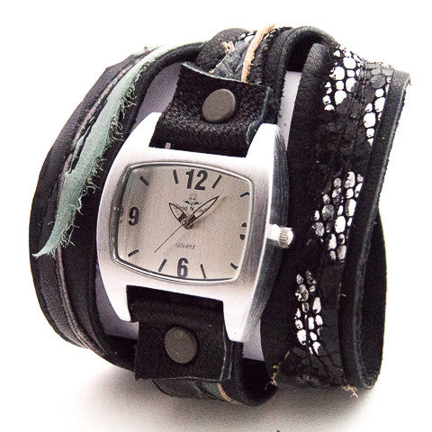 Rock'n Wild Triple Wrap Watch