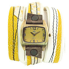 Sweet n Sassy Triple Wrap Watch