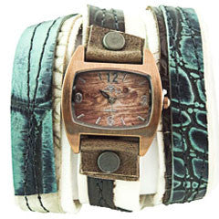 Truly Trendy Triple Wrap Watch