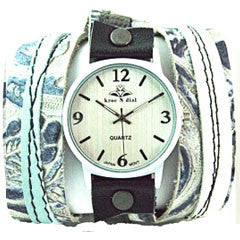 Breezy Bohemian Triple Wrap Watch
