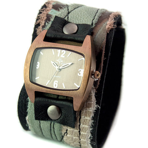 Twisted Tuscan Classic Cuff Watch