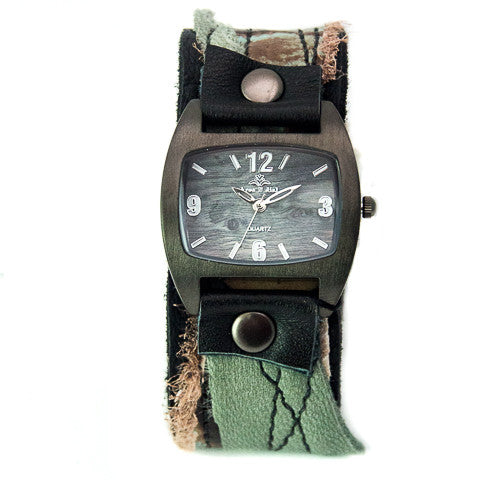 Twisted Tuscan Narrow Cuff Watch