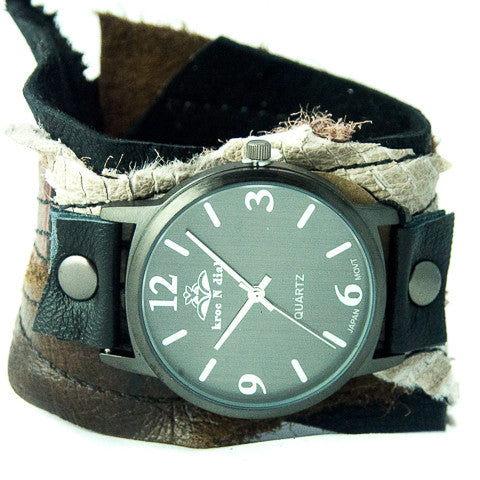 Desert Dreams Wide Cuff Watch