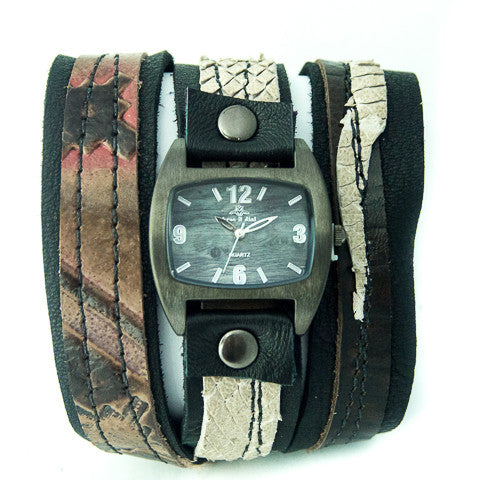Desert Dreams Triple Wrap Watch