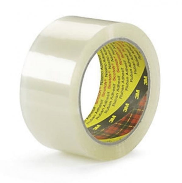 3M Scotch Clear Packaging Tape - 48mm x 60m