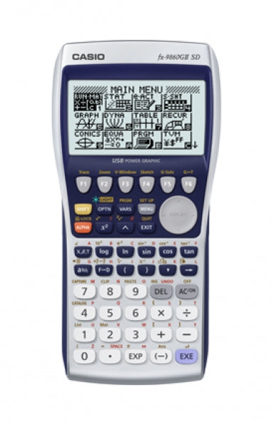Casio FX-9860GII Graphic Calculator