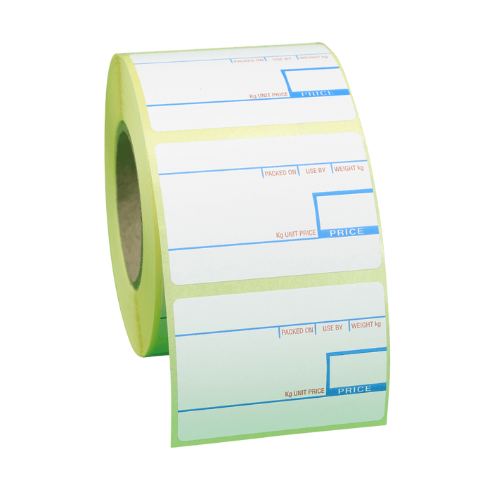 58 x 40mm CAS Thermal Scale Labels