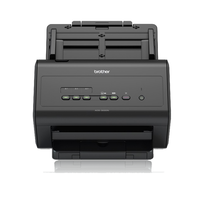 Brother ADS-3000N Desktop Network Document Scanner