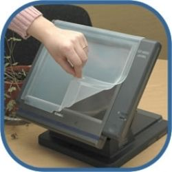 TEC 3600 Touch screen Wet Cover
