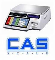 CAS CL-5000-P Label Printing Scale (Without Pole Display)