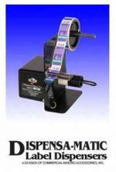 Dispensa-matic U-25 Label Dispenser (Electric)