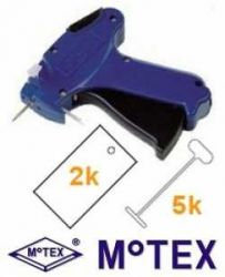 Motex Tagging Gun Starter Pack - Regular