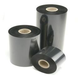 Thermal Transfer Ribbon - 84mm x 74m - Black - Wax Grade