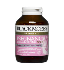 Blackmores Pregnancy & Breast-Feeding Gold Capsules 120s