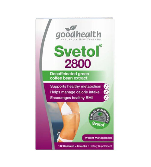 Good Health Svetol 2800 Capsules 112