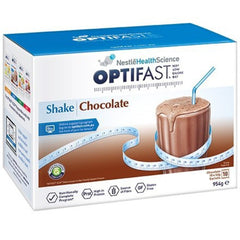 OPTIFAST Chocolate Shake 18x54g -New Formulation