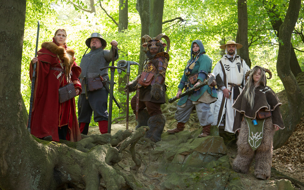 WHAT IS LARPING? – Epic Armoury Unlimited