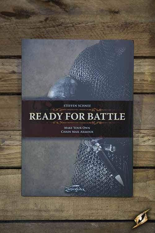 Chainmail Armor Making Book