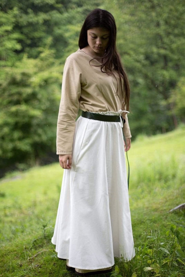 Basic Skirt, White - Epic Armoury Unlimited