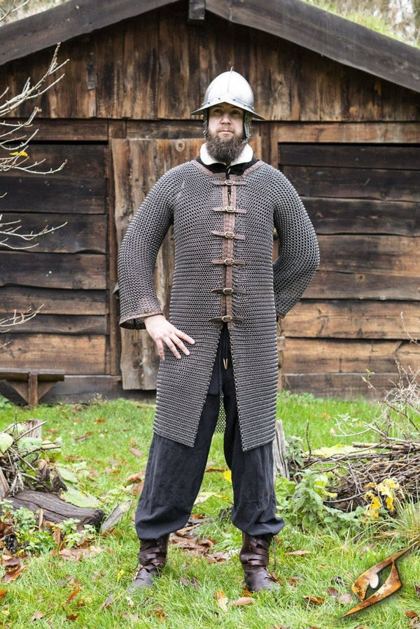 Captain Chainmail, Steel - Epic Armoury Unlimited