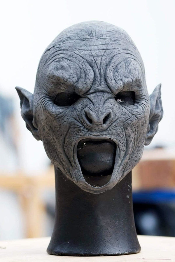 Carnal Orc Mask, Unpainted - Epic Armoury Unlimited