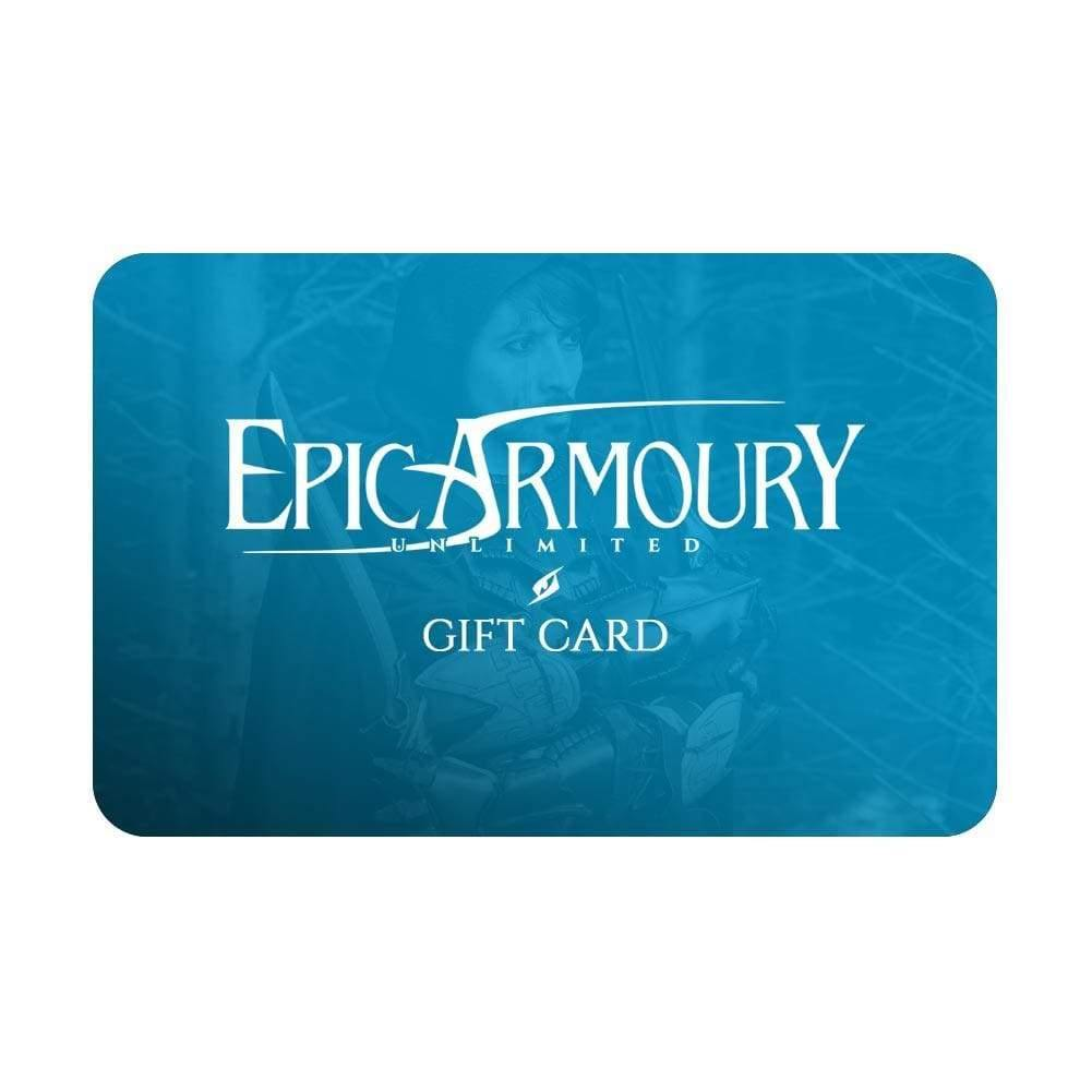 LARP Gift Cards | Epic Armoury Unlimited - Epic Armoury Unlimited