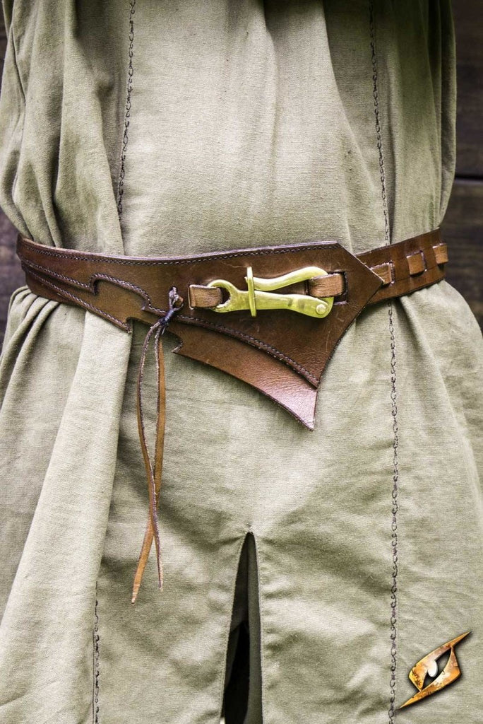 Dark Elf Belt, Brown - Epic Armoury Unlimited