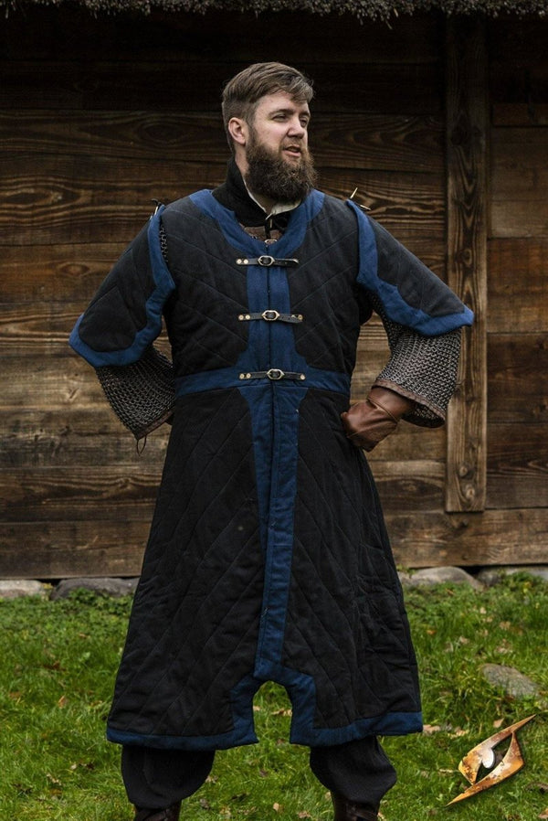 Dastan Gambeson, Black and Blue - Epic Armoury Unlimited