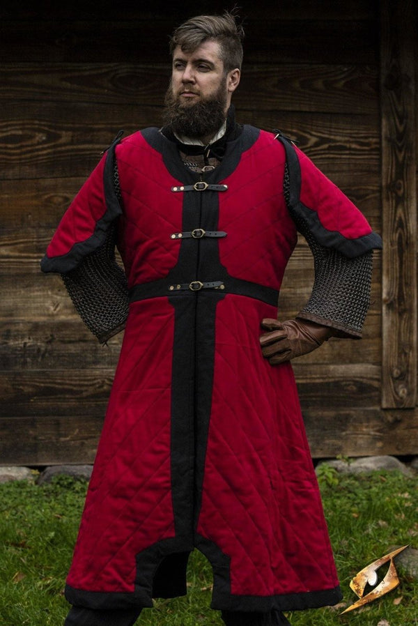 Dastan Gambeson, Red and Black - Epic Armoury Unlimited