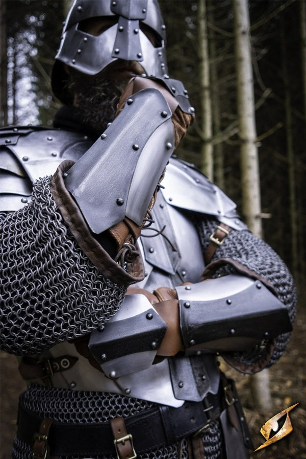 Dreki Arm Guards - Epic Armoury Unlimited