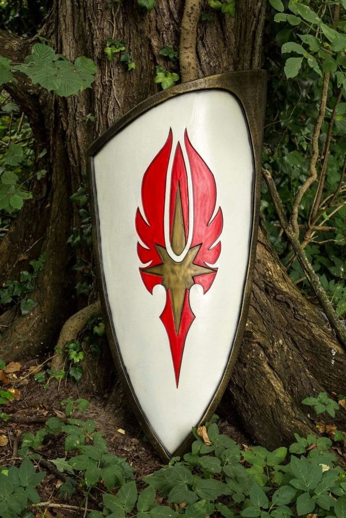 Elf Shield, Red - Epic Armoury Unlimited