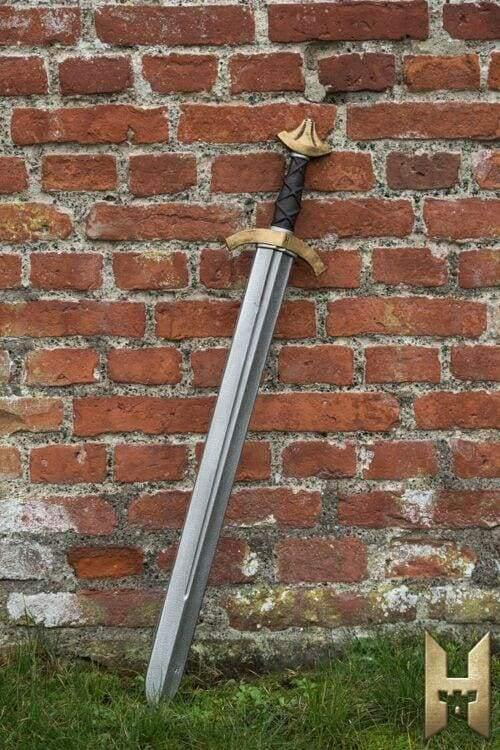 Arming Foam Sword Gold,  87 cm - Epic Armoury Unlimited