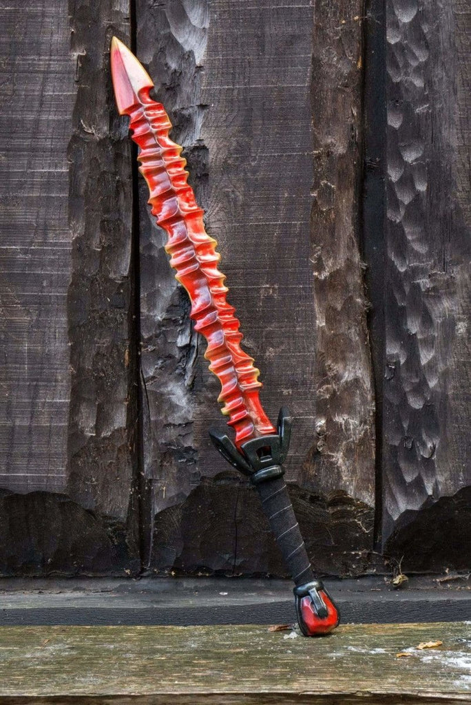 Hellfire Sword, 90 cm - Epic Armoury Unlimited