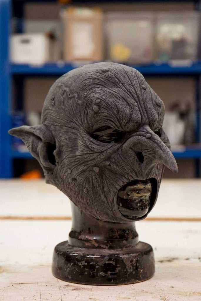 Malicious Goblin Mask, Unpainted - Epic Armoury Unlimited