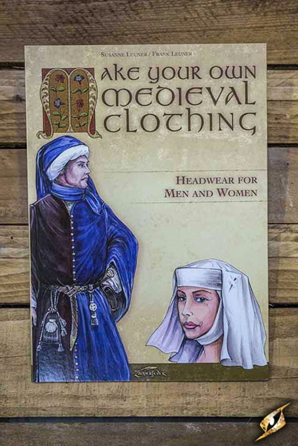 Medieval Clothing Book, Headwear - Epic Armoury Unlimited