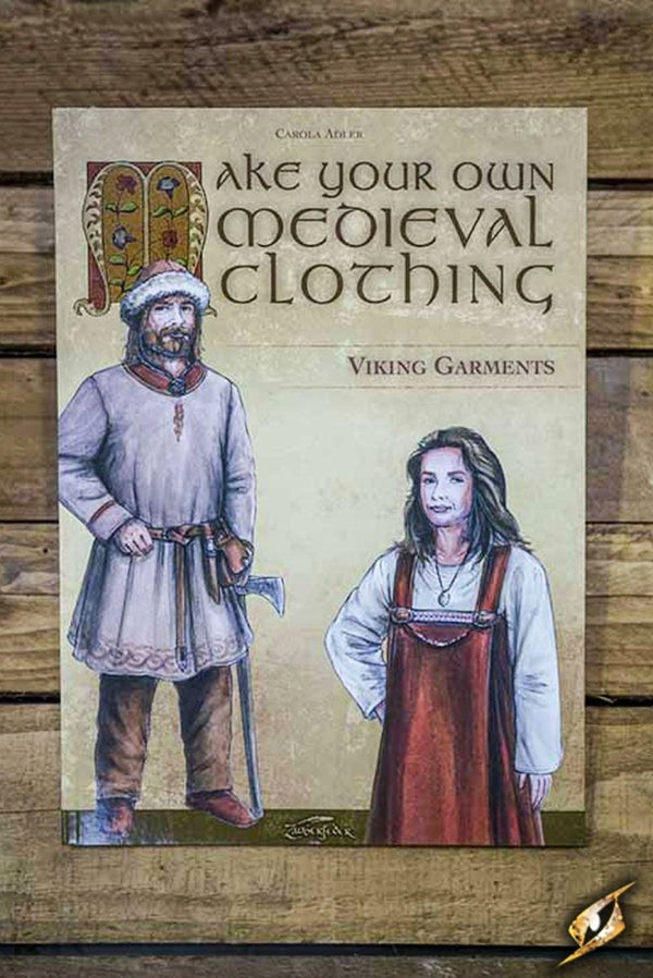 Medieval Clothing Book, Viking Garments - Epic Armoury Unlimited