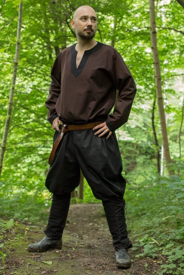 Medieval Pants, Black - Epic Armoury Unlimited