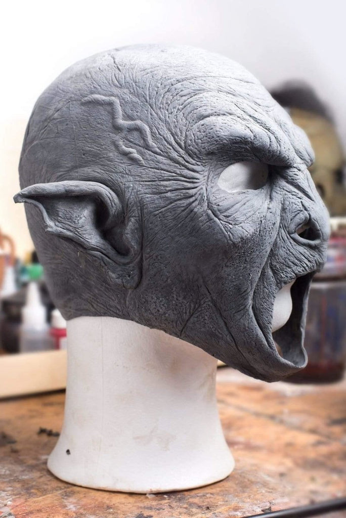 Orc Beast Mask, Unpainted