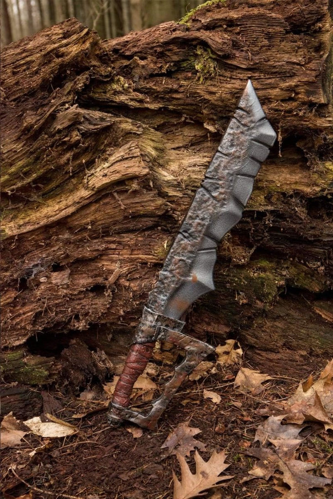 Orc Cleaver Foam Sword, 60 cm
