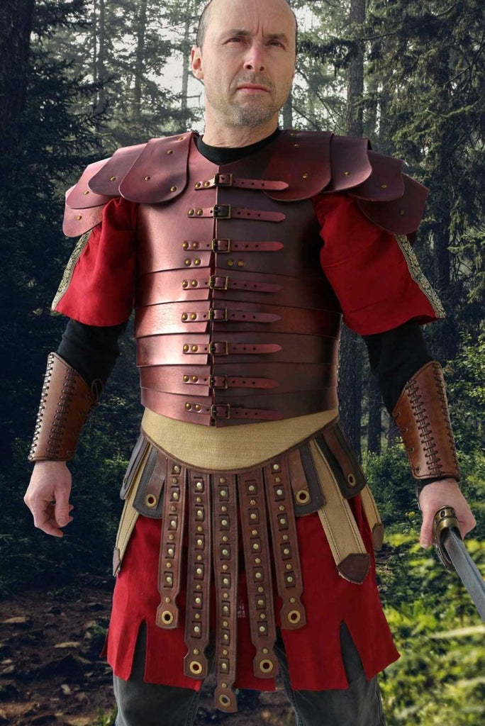 Pax Armor, Red