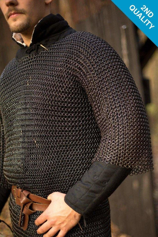 Ragnar Chainmail, Dark Steel (2nd Quality)